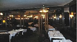 Restaurant groupe Paris 2 Hollywood Savoy