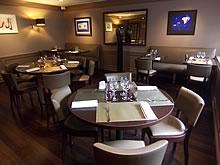 Jamin restaurant groupe Paris 16