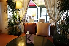 K F� Court 16 restaurant groupe Paris 16