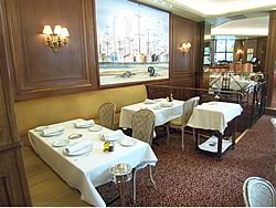 Restaurant groupe Paris 8 La Mar�e