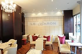 Restaurant groupe Paris 9 Le Baron