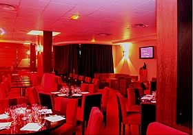 Restaurant groupe Paris 18 Le Pavillon Rouge