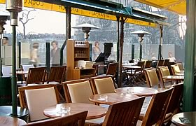 Le Petit Pont restaurant groupe Paris 5