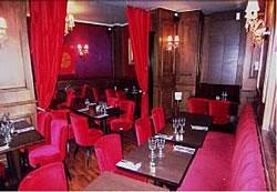 Le Cafe des Ternes restaurant groupe Paris 17