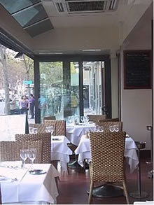 Le Galvacher restaurant groupe Paris 17