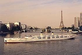 Le Paquebot restaurant groupe Paris 4