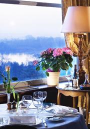 Le Prieuré restaurant groupe Chênehutte-les-Tuffeaux (49)