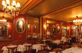 Restaurant groupe paris 6 Le Procope