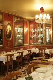 Le Procope restaurant groupe paris 6