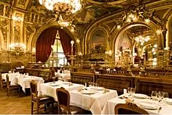 Restaurant groupe Paris 12 Le Train Bleu