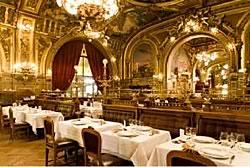 Le Train Bleu restaurant groupe Paris 12
