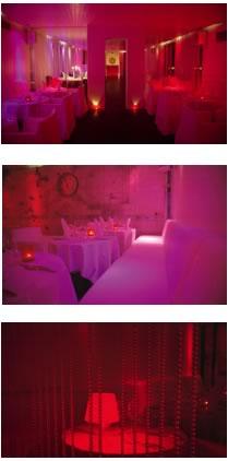 Les Bains Douches restaurant groupe Paris 3