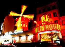 Restaurant groupe Paris 18 Moulin Rouge