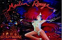 Moulin Rouge restaurant groupe Paris 18