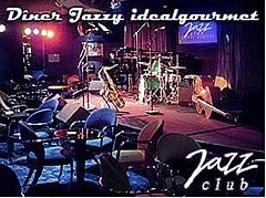 Orenoc + Jazz Club restaurant groupe Paris 17