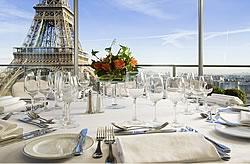 Restaurant groupe Paris 15 Pullman