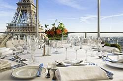 Pullman restaurant groupe Paris 15