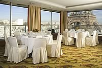 Pullman restaurant groupe Paris 15