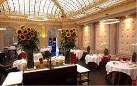 Restaurant du Vernet restaurant groupe Paris 8