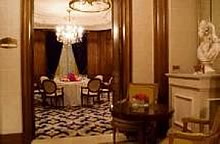 Salon Régence restaurant groupe Paris 8