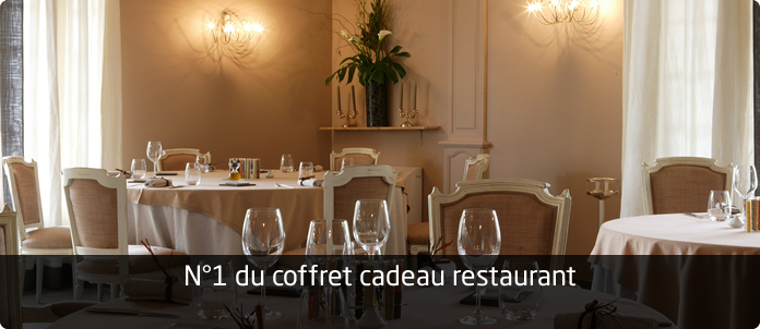 Cadeau invitation restaurant