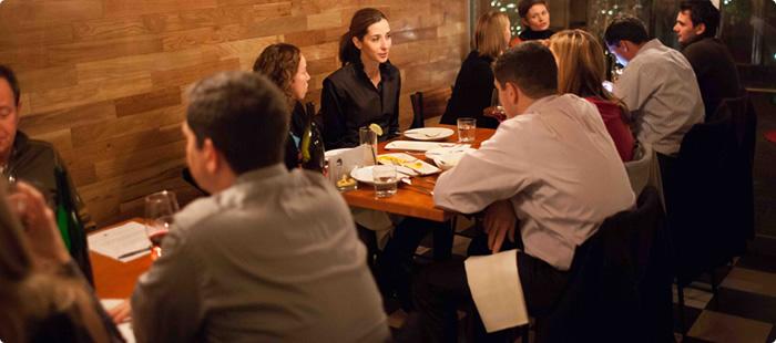 Reserver un restaurant pour groupe