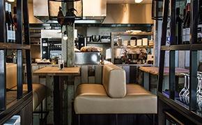 Les Turbulentes Restaurant Paris 15 trendy