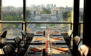 58 Restaurant de la Tour Eiffel