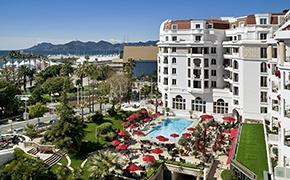 Majectic Barrières Cannes Hôtel***** par IDEAL Meetings et Events