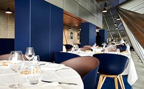 Brasserie Confluences Lyon Restaurant par IDEAL Meetings et Events