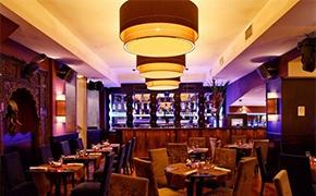 Barramundi Restaurant cosy
