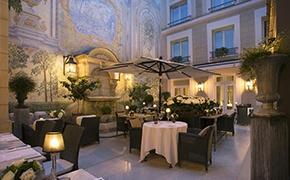 Hôtel Castille Paris*****
