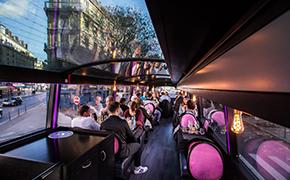 Bus Toqué - Paris