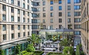 Hôtel du Collectionneur Arc de Triomphe*****