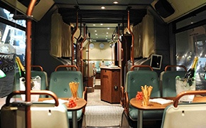 Visitez Paris en bus