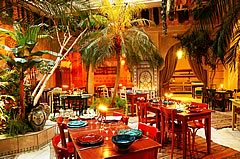 Riad Nejma restaurant groupe Paris 4